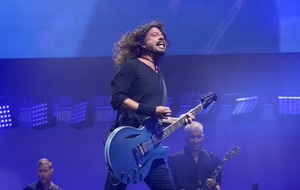'Let's make some noise' – Foo Fighters to perform at Brit Awards for first time