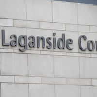 Man sends sexual photos of woman to her husband and young son and demands £700, court hears