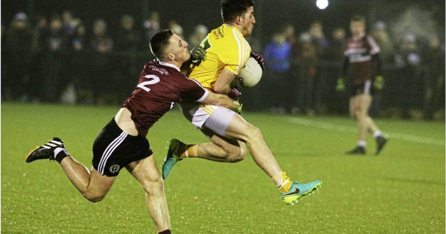 Four-goal St Mary's end Antrim's Dr McKenna Cup hopes ...