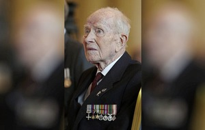 Alfie Martin: World War II veteran who penned book about escape from Nazi-occupied Europe