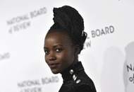 Lupita Nyong'o stunned as Black Panther advance tickets sell out