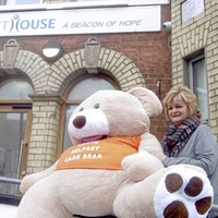 Anne Hailes: Lighthouse helps people to see they can get around their mental walls