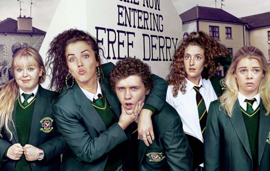 Will there be a second series of 'Derry Girls'?