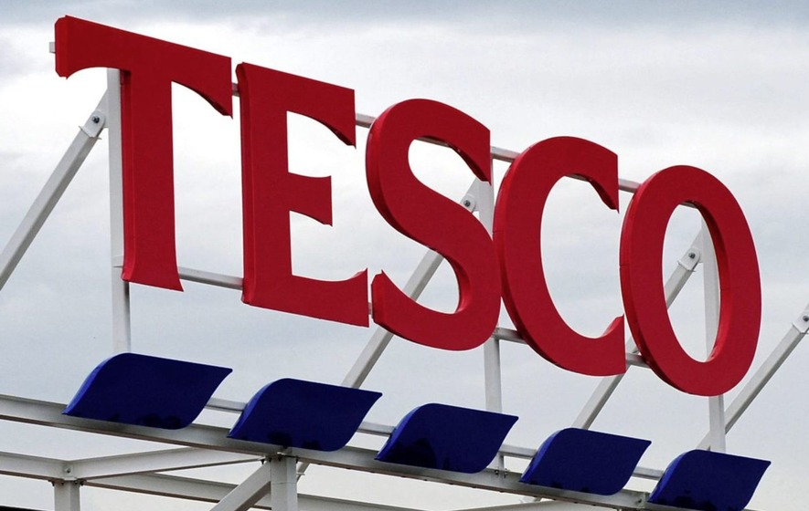Tesco is festive victor  reporting record Christmas sales