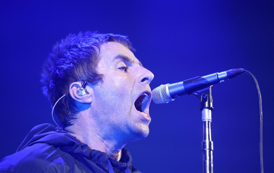 Liam Gallagher Says Noels Wife Is Blocking Oasis Reunion