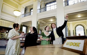 GPO in Dublin marks 200th anniversary of opening