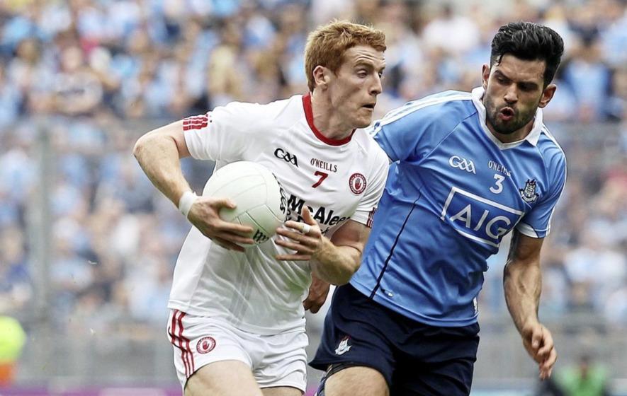 Red Hands beat Ernemen in dour McKenna Cup semi-final