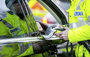 More than 350 people arrested for drink/drug driving during festive period