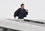 Tom Cruise films hair-raising Mission: Impossible stunt on Blackfriars Bridge
