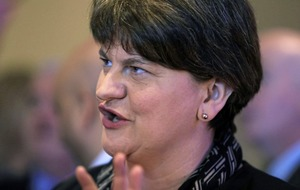 Arlene Foster:  Sinn Féin must learn lessons from Barry McElduff resignation