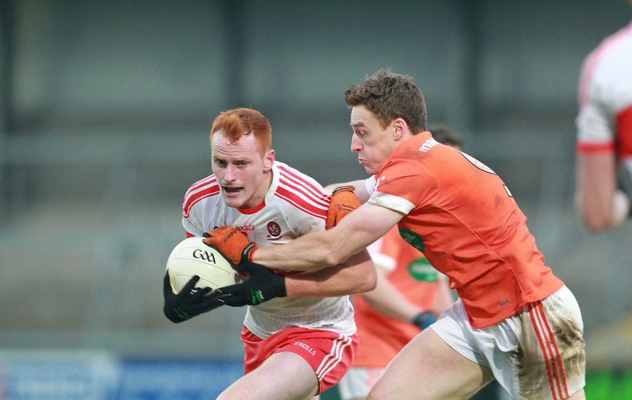 Armagh pay the price for hard-fought victory over Derry ...