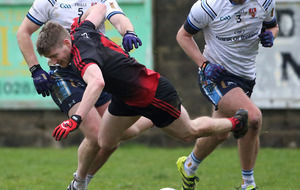 Down finish off McKenna Cup campaign with morale-boosting win over Ulster University