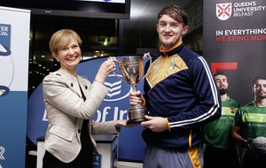 Antrim put the foot Down to claim McGurk Cup crown