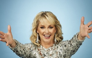 Cheryl Baker brings Eurovision to Dancing On Ice