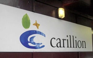 Carillion collapses into liquidation after crunch talks fail