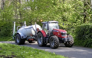 Slurry export forms deadline approaching