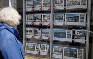 Property prices rise across the UK in January
