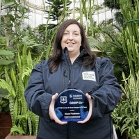 Co Down woman recognised for work in helping to protect environment