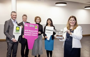 'Responsible' companies in Northern Ireland urged to enter BITC awards