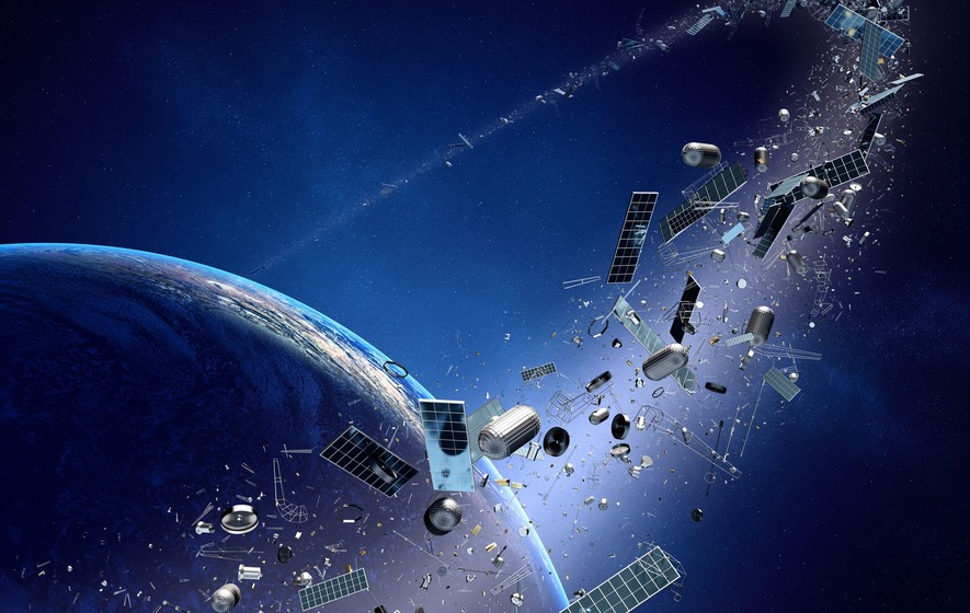 China Plans to Destroy Space Junk With Giant Lasers