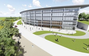 Contractor appointed for new £29m South West College campus