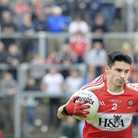 Competition fierce as Tyrone players compete for places in Mickey Harte's squad