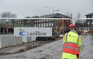Carillion collapse could lead to 500 redundancies in Northern Ireland