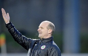 Cliftonville boss Barry Gray urges fans to be patient ahead of League Cup semi-final showdown with Ballymena United