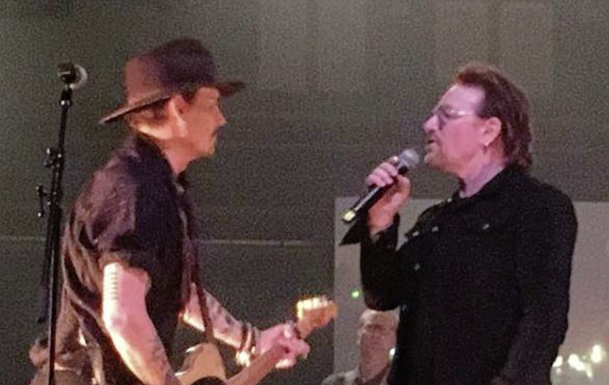 Stars come together in Dublin to celebrate Shane MacGowan's 60th birthday