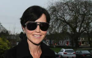 O'Riordan enjoyed solo success after finding fame with The Cranberries