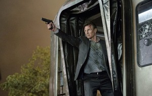 Neither Liam Neeson nor spectacular effects can keep The Commuter on track