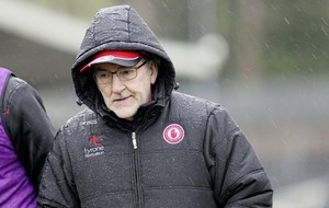 McKenna Cup continues to serve Tyrone well says Mickey Harte