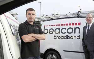 Derry broadband provider Beacon creates 12 jobs as it looks to grow exports
