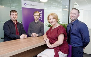 21 job-seekers 'Step' into roles at Grant Thornton