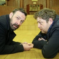 Black comedy Borderland 'just like Derry Girls only with better accents'