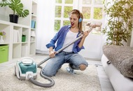 Marie Louise McConville: Research has found that doing housework can help women beat the January blues