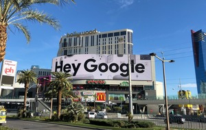 Hey Google, did you enjoy taking over CES?