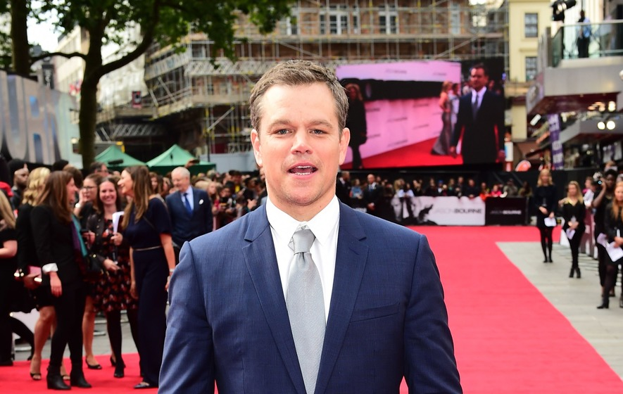 Matt Damon Apologizes for His #MeToo Comments