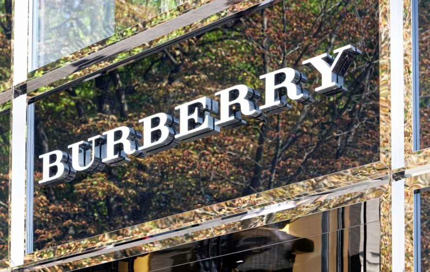 Burberry sees slide in UK Christmas sales amid high-end fashion makeover