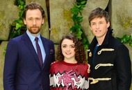 Maisie Williams: Eddie Redmayne brought me out of my shell