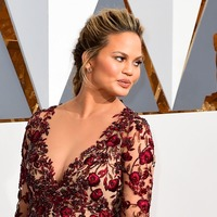 Chrissy Teigen offers to pay fine for gymnast to speak about abuse allegations