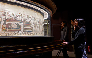 British Museum would be 'honoured' to display Bayeux Tapestry