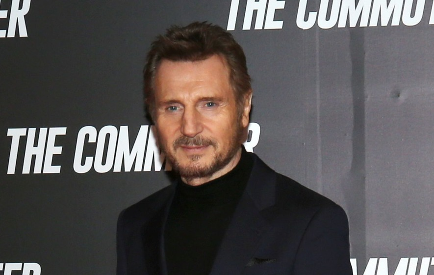 57528db2c997 Liam Neeson says Hollywood can be 'tough on guys too' - The Irish News