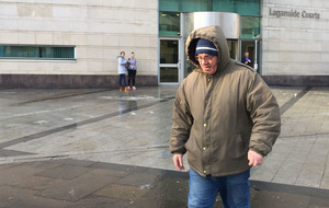 Far-right activist charged with inciting hatred at Britain First-linked rally in Belfast