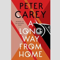 Book Reviews: Peter Carey's round-Australia novel is really two books in one