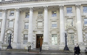 A nine-year-old Co Antrim girl who suffered brain damage at birth awarded £8m in damages