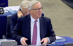 Welcome for Jean-Claude Juncker's commitment to post-Brexit funds