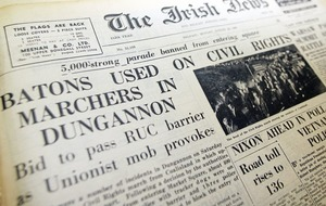 Programme launched to mark 50th anniversary of Civil Rights movement in Northern Ireland