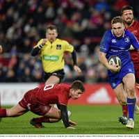 Jordan Larmour gets Ireland call for Six Nations campaign