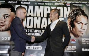 Carl Frampton and Nonito Donaire fighting to save their careers